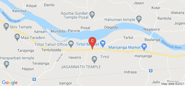 Adikabi Sarala Das College, State Highway 12, Tirtol, Jagatsinghpur, Odisha, India