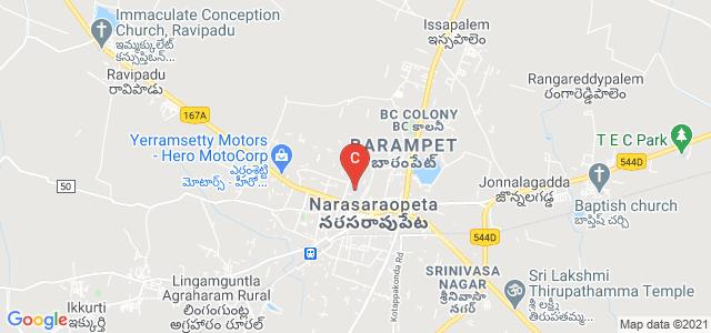 S.K.R.B.R Junior & Degree College, Paturu, Narasaraopet, Andhra Pradesh, India