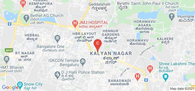 INDO ASIAN ACADEMY CO-ED DEGREE College & PG CENTRE, Outer Ring Road, Meganahalli, Kalyan Nagar, Bangalore, Karnataka, India