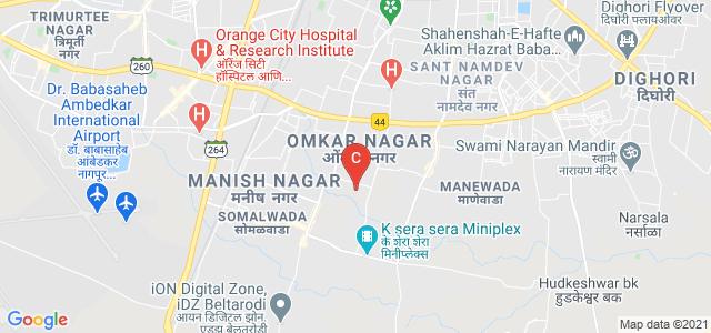 Pracharya Arunrao Kalode Mahavidyalay, Manewada Road, Omkar Nagar, Nagpur, Maharashtra, India