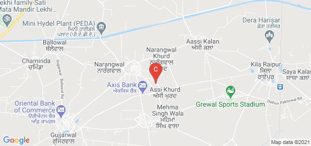 Govind National College Narangwal, Narangwal, Ludhiana, Punjab, India