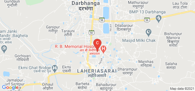 Maharani Kalyani College, Mogalpura, Laheriasarai, Darbhanga, Bihar, India
