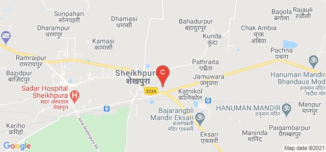 Ramadhin College, Bihar State Hwy 6, Sheikhpura, Bihar, India
