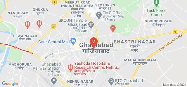 Institute of Management Technology, Ghaziabad, Sector 15, Sector 10, Raj Nagar, Ghaziabad, Uttar Pradesh, India