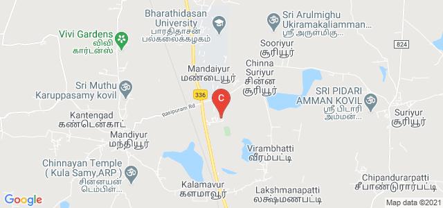 University Rd, Mandaiyur, Tamil Nadu 620024, India