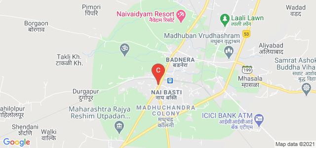 Bar Ramrao Deshmukh Arts, Smt Indiraji Kapadiya Commerce & Naymurti Krushnrao Deshmukh Science College, Nai Basti, Amravati, Maharashtra, India