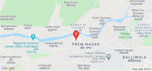 Uttaranchal University, Prem Nagar, Dehradun, Uttarakhand, India