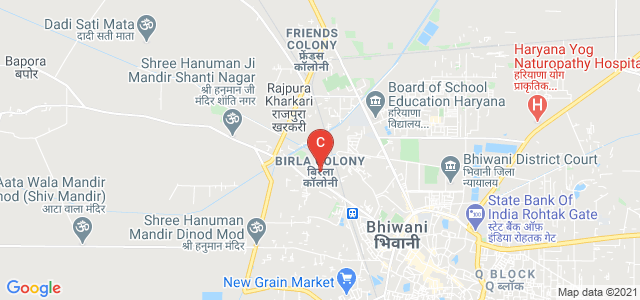 Technological Institute of Textile and Sciences, Birla Colony, Bhiwani, Haryana, India