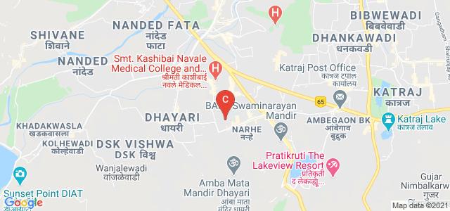 Sinhgad College Of Engineering, Pari Towers Road, Narhe, Pune, Maharashtra, India