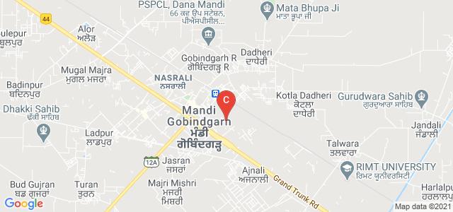 Desh Bhagat University, Mandi Gobindgarh, Punjab, India