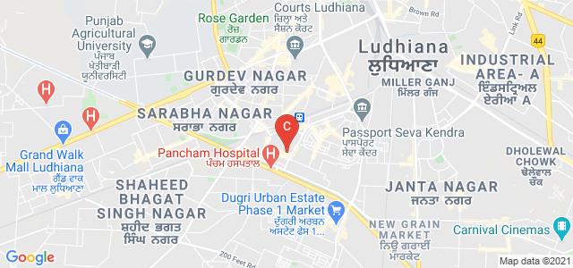 3757/45, Kundan Nagar Rd, Model Town, Ludhiana, Punjab 141002, India