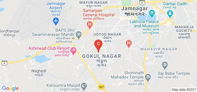 G H Gosrani Commerce and BBA College, Kailash Nagar, Gokul Nagar, Jamnagar, Gujarat, India