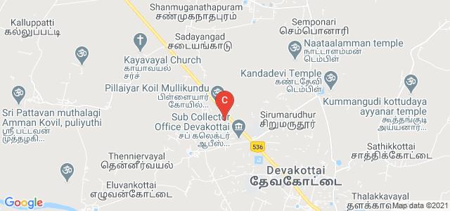 Ananda College Devakottai, Sivaganga, Tamil Nadu, India