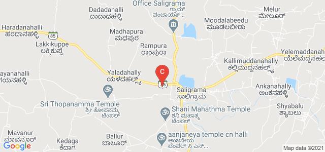 Government First Grade College, Saligrama, Karnataka, India