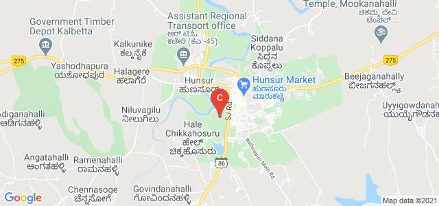 Hunsur, Mysuru, Karnataka 571105, India