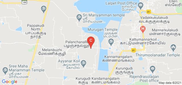 M R K Arts and Science College, Palanchanallur, Cuddalore, Tamil Nadu, India
