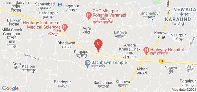 SHEPA CAMPUS NIBIA BACHCHAON, Nibiya, Varanasi, Uttar Pradesh, India