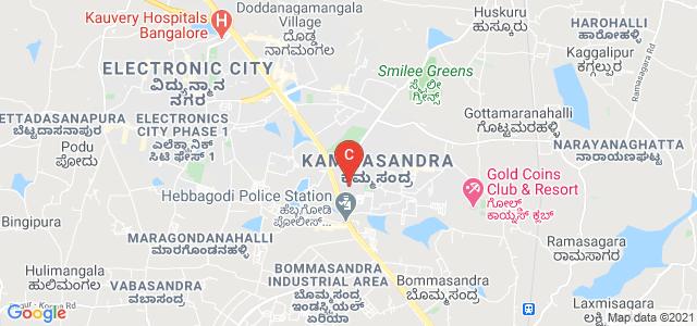 St.Francis De Sales College, National Highway 44, Kammasandra, Electronic City, Bangalore, Karnataka, India