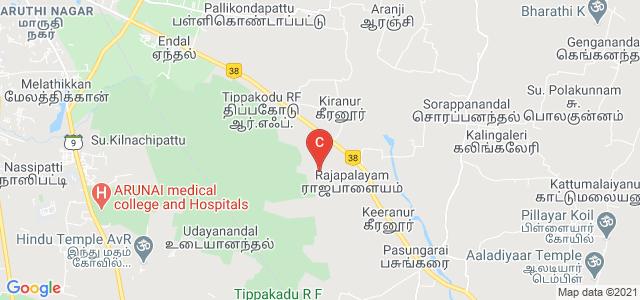 Sun Arts & Science College, Tiruvannamalai, Tiruvannamalai, Tamil Nadu, India