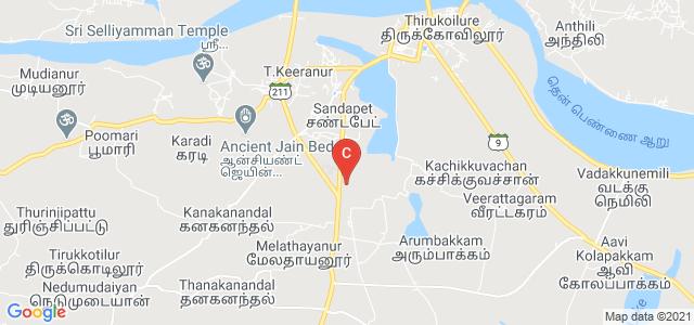 Tirukoilur College of Arts and Science, Viluppuram, Villupuram, Tamil Nadu, India