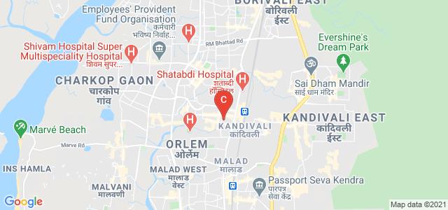 Kandivli Education Society's BK Shroff College Of Arts and MH Shroff College Of Commerce (Autonomous), Bhulabhai Desai Road, Kandivali, Bhagat Colony, Kandivali West, Mumbai, Maharashtra, India