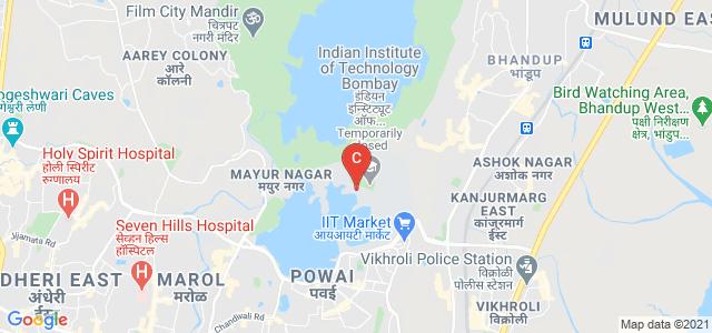 Indian Institute of Technology Bombay, Main Gate Rd, IIT Area, Powai, Mumbai, Maharashtra, India