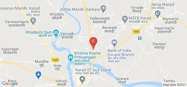 Sadguru Gadage Maharaj College Karad, Ashtavinayak Colony, Karad, Maharashtra, India