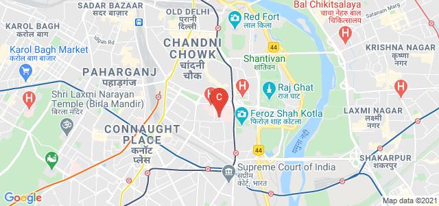 Maulana Azad Institute of Dental Sciences, Maulana Azad Medical College Campus, LNJP Colony, New Delhi, Delhi, India