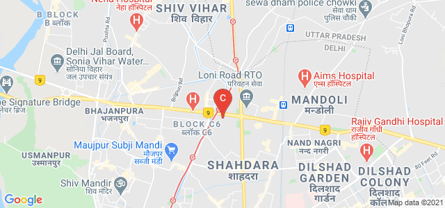 Bhim Rao Ambedkar College, Wazirabad Road, Kardam Puri Extension, Kardam Puri, Shahdara, Delhi, India
