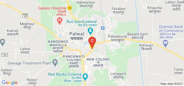 Mathura Road, Shiv Vihar, Palwal, Haryana 121102, India