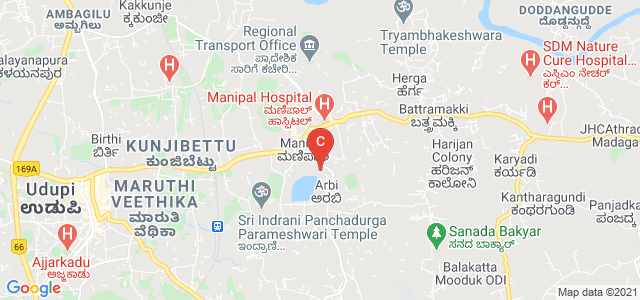 School of Life Sciences, MAHE, Eshwar Nagar, Manipal, Karnataka, India