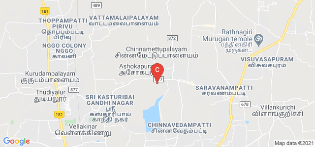 Dr.SNS Rajalakshmi College Of Arts and Science, Thudiyalur - Saravanampatti Road, Ramani's Sri Mayuri Layout, Chinnavedampatti, Coimbatore, Tamil Nadu, India