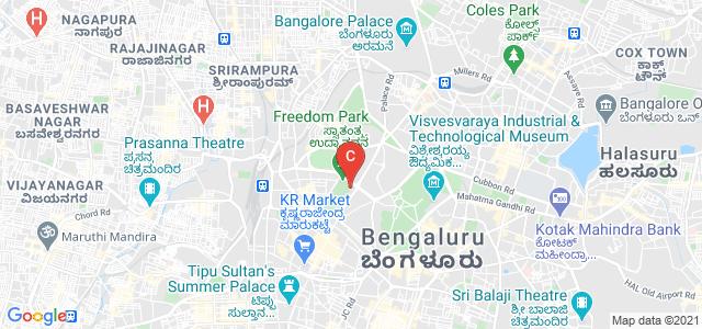 Smt V.H.D Central Institute of Home Science College, Seshadri Road, Gandhi Nagar, Bengaluru, Karnataka, India