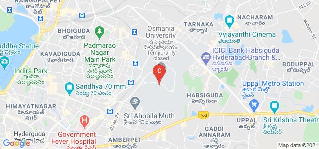 University College of Technology, Osmania University, Amberpet, Hyderabad, Telangana, India