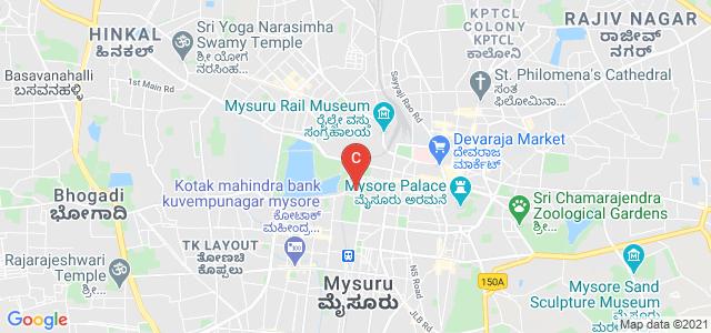 University Of Mysore, K.G Koppal, Chamrajpura, Mysuru, Karnataka, India