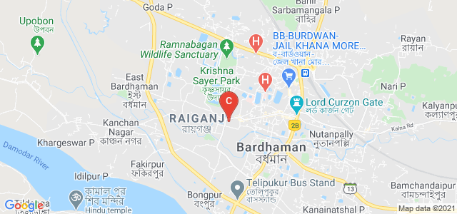 The University Of Burdwan, Unnamed Road, Bardhaman University, Bardhaman, West Bengal, India