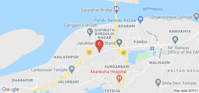 Gauhati University, Jalukbari, Guwahati, Assam, India
