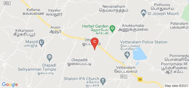 LOYOLA COLLEGE VETTAVALAM, Tamil Nadu, India