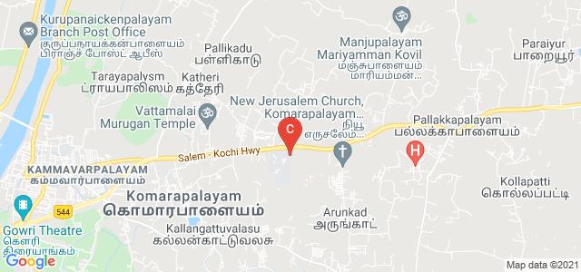 SSM College of Arts & Science, Komarapalayam, Tamil Nadu, India