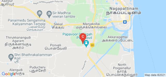SIR ISSAC NEWTON COLLEGE OF ARTS & SCIENCE, Andanapettai, Nagapattinam, Tamil Nadu, India