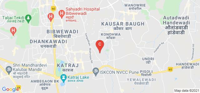 Vishwakarma College of Arts Commerce and Science, Betal Nagar, Kondhwa, Pune, Maharashtra, India