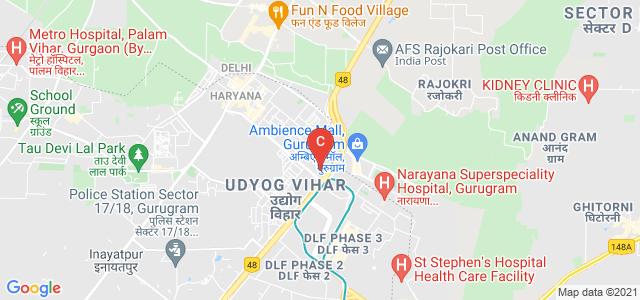 Masters' Union School of Business, Phase II, Udyog Vihar, Sector 20, Gurugram, Haryana, India