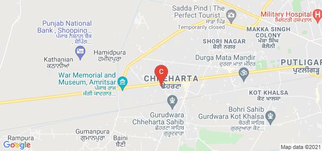 Indian Institute of Management, Amritsar, Shori Nagar, Amritsar, Punjab, India