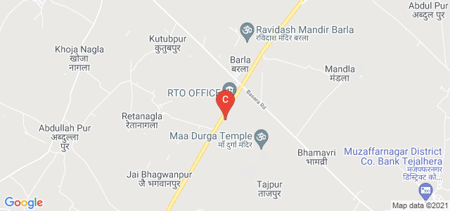 Veetrag Swami Kalyan Dev P.G. College, lakhnoti, Muzaffarnagar, Uttar Pradesh, India
