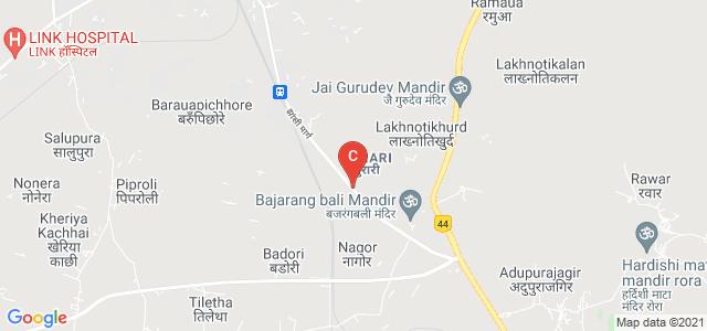 Jhansi Road, Turari, Gwalior, Madhya Pradesh, India