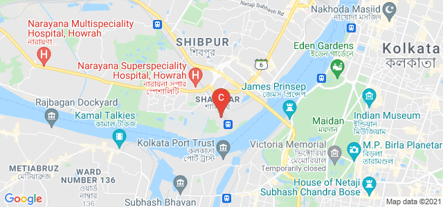Indian Institute of Engineering Science And Technology, Shibpur, Indian Institute of Engineering Science and Technology, Botanical Garden Area, Howrah, West Bengal, India