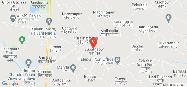Haringhata Mahavidyalaya, Nadia, West Bengal, India