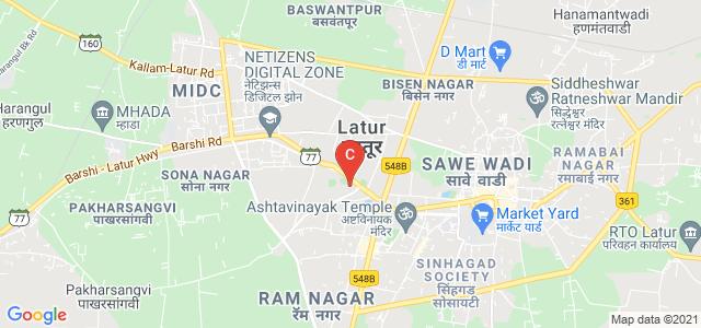 Dayanand College of Commerce, Latur, Prakash Nagar, Latur, Maharashtra, India