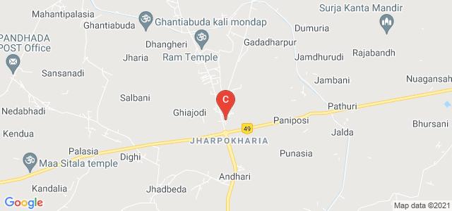 Seemanta Mahavidyalaya, NH6, Jharpokharia, Ghiajodi, Odisha, India