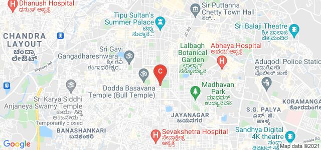 Bangalore Institute of Technology, KR Road, Parvathipuram, Vishweshwarapura, V V Puram, Bangalore, Karnataka, India